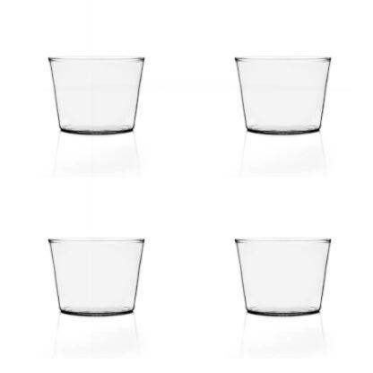 Ichendorf Gotto Set 4 ciotole (bicchiere basso)