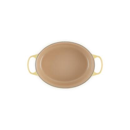 Le Creuset Cocotte ovale Evo - Giallo
