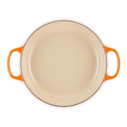 Le Creuset Tegame Basso Evo 30 cm - Arancio