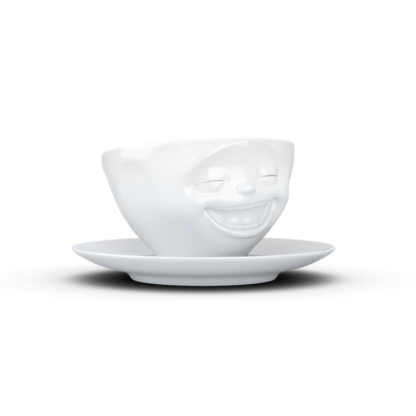 Tassen Tazza caffè Laughing