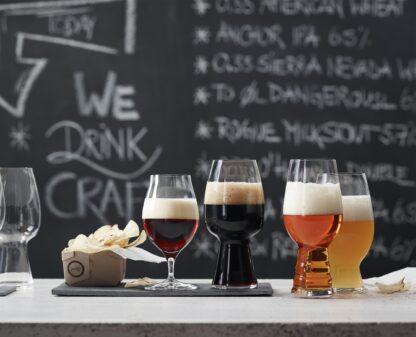 Spiegelau Beer Tasting Kit - Set 4 bicchieri birra
