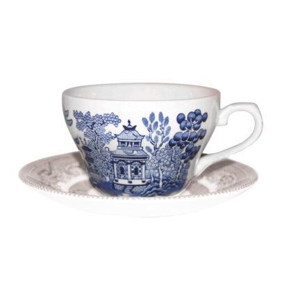 Churchill Blue Willow Tea cup 200 ml (solo tazza)
