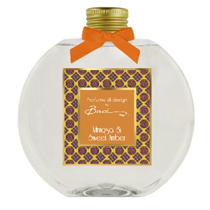 Baci Milano Joke Fragrances Profumo per diffusore 250 ml Mimosa & Sweet Amber