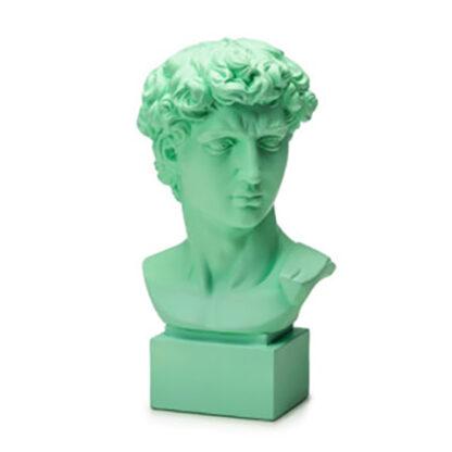 Palais Royal Bellimbusti Busto David verde 35 cm